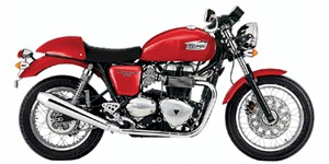 2010 Triumph Thruxton 900