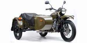 2011 Ural Patrol 750
