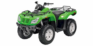 2011 Arctic Cat 350 4x4 Automatic