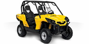 2011 Can-Am Commander 800R