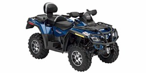 2011 Can-Am Outlander MAX 800R EFI LTD