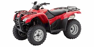 2011 Honda FourTrax Rancher Base