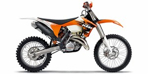 2011 KTM XC 150