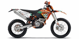 2011 KTM XC 250 F W Six Days