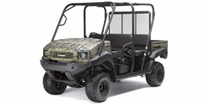 2011 Kawasaki Mule 4010 Trans4x4 (Camo)