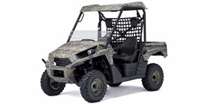2011 Kawasaki Teryx 750 FI 4x4 LE Camo