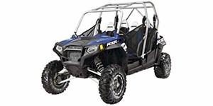 2011 Polaris Ranger RZR 4 800 EPS Robbie Gordon