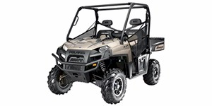 2011 Polaris Ranger 800 XP EPS Sandstone Metallic LE