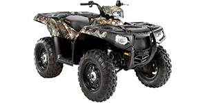 2011 Polaris Sportsman 550 EPS Browning LE