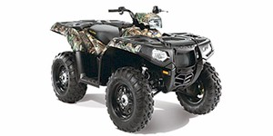 2011 Polaris Sportsman 850 XP
