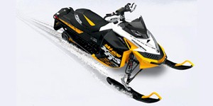 2011 Ski-Doo MX Z X-RS 600 H.O. E-TEC
