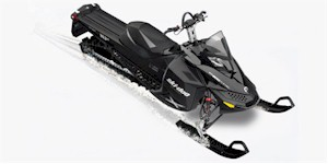 2011 Ski-Doo Summit X 600 H.O. E-TEC