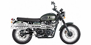 2011 Triumph Scrambler Base