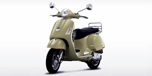 2011 Vespa GTS 300