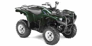 2012 Yamaha Grizzly 700 FI Auto 4x4 EPS