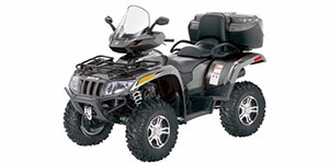 2012 Arctic Cat 1000i H2 EFI TRV Cruiser 4x4