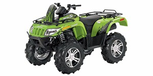 2012 Arctic Cat 700i H1 EFI MudPro 4x4