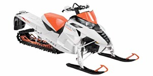 2012 Arctic Cat ProClimb M1100 Turbo Sno Pro 162 Limited
