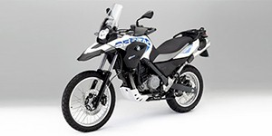 2012 BMW G 650 GS Sertao