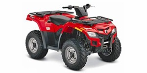 2012 Can-Am Outlander 400