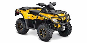 2012 Can-Am Outlander 650 XT