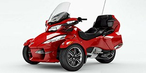 2012 Can-Am Spyder Roadster RT-S