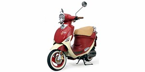 2012 Genuine Scooter Co. Buddy International Pamplona 150