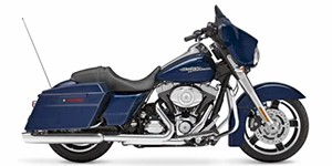 2012 Harley-Davidson Street Glide Base