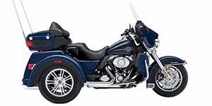 2012 Harley-Davidson Trike Tri Glide Ultra Classic