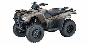 2012 Honda FourTrax Rancher 4X4 With Power Steering