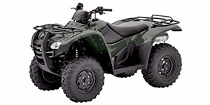 2012 Honda FourTrax Rancher Base