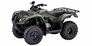 2012 Honda FourTrax Recon Base