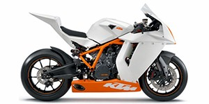 2012 KTM 1190 RC8 R Race Spec