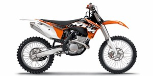 2012 KTM SX 250 F