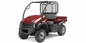 2012 Kawasaki Mule 610 4x4