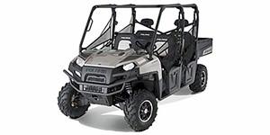 2012 Polaris Ranger Crew 800 EPS Sandstone LE