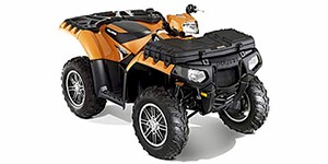 2012 Polaris Sportsman 550 EPS Orange Madness LE