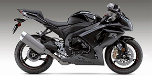 2012 Suzuki GSX-R 1000