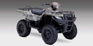2012 Suzuki KingQuad 750 AXi 4X4 Camo