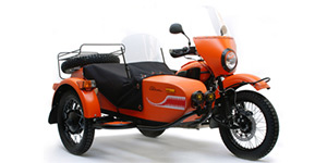 2012 Ural Yamal LE 750