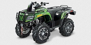 2013 Arctic Cat 700 MudPro Limited
