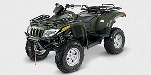 2013 Arctic Cat 700 Super Duty Diesel