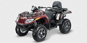 2013 Arctic Cat 700 TRV XT