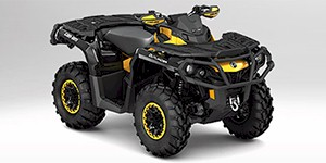 2013 Can-Am Outlander 800R XT-P