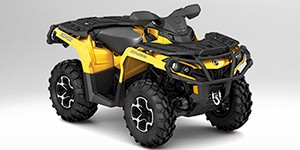 2013 Can-Am Outlander 650 XT