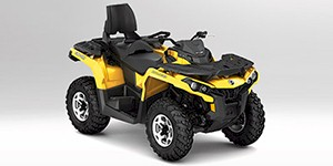 2013 Can-Am Outlander MAX 650 DPS