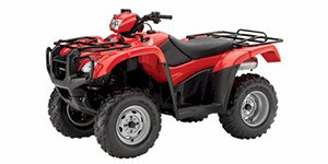 2013 Honda FourTrax Foreman 4x4 ES With Power Steering