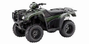 2013 Honda FourTrax Foreman 4x4 With Power Steering