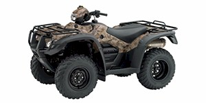 2013 Honda FourTrax Foreman Rubicon With Power Steering