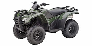 2013 Honda FourTrax Rancher 4X4 ES